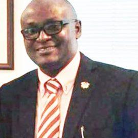 Dr Maxwell Osei-Ampofo