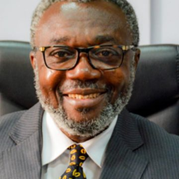 Dr Anthony Nsiah-Asare